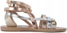 Sandalo Ancient Greek Sandals Satira in pelle