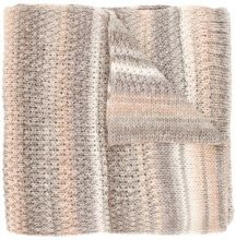 Missoni - Sciarpa lavorata a maglia - women - Acrylic/Wool/Polyester/Cotone - OS - Grigio