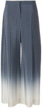 Stella McCartney - Pantaloni 'Darci' - women - Silk - 38, 42 - Nero