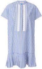 Ps By Paul Smith - Vestito a righe - women - Cotone - 40, 42, 44 - BLUE
