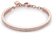 Leonardo Jewels Bangle Donna Acciaio_Inossidabile Vetro