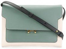 Marni - trunk shoulder bag - women - Calf Leather - OS - Verde