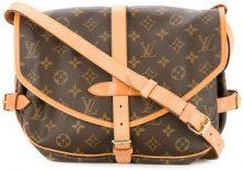 Louis Vuitton Vintage - Borsa 'Saumur 30' - women - Leather - OS - Marrone