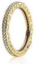Pandora anello da donna oro con più diamanti 150163d58