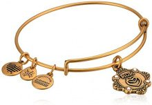Alex and Ani Bangle Donna ottone - A18BILY03RG