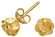 Dower & Hall - Orecchini, Oro placcato, Donna