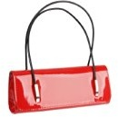 BMC - Borsetta clutch da donna in similpelle con tracolla