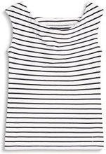 edc by Esprit 047cc1k055, T-Shirt Donna, Bianco (White), 42 (Taglia Produttore: X-Large)