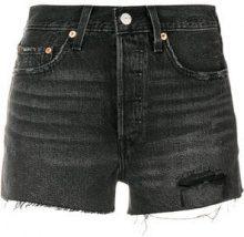 Levi's - Shorts a vita alta - women - Cotone - 26, 27, 28, 30, 31 - Nero