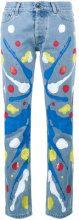 - Mirco Gaspari - Jeans '501' - women - cotone - 29 - di colore blu