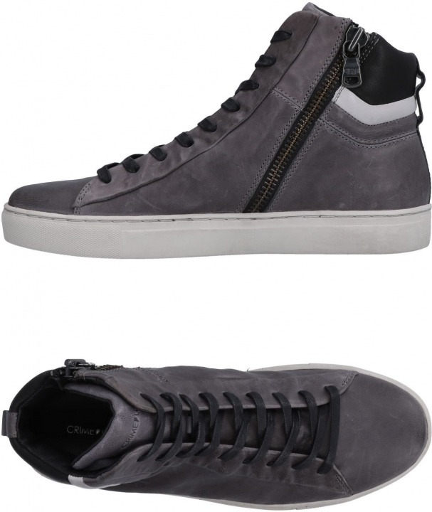 82cf0e3f4c CRIME London - CALZATURE - Sneakers & Tennis shoes alte - | Sconto ...
