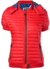 Rossignol - W Penelope hooded jacket - women - Nylon/Polyester/Feather Down - 36, 40, 44 - RED
