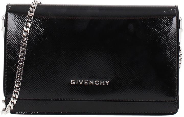 22421ede75 Borse a Tracolla Givenchy PANDORA PF CHAIN Donna Pelle BC06250480001 Logo  Frontale. Pelle. Immagini prodotto