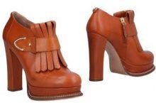TWIN-SET Simona Barbieri  - CALZATURE - Ankle boots - su YOOX.com