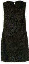 Tufi Duek - lace shift dress - women - Polyester - 38, 40, 42, 44 - unavailable