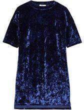 FIND ER2350 vestiti donna, Blu (Navy), 40 (Taglia Produttore: X-Small)