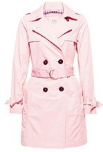 edc by Esprit 018cc1g014, Giubbotto Donna, Rosa (Pastel Pink 695), X-Small