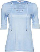 FIND 70114 Magliette Donna, Blu (Chambray), 44 (Taglia Produttore: Medium)