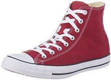 Converse M9613C, Sneaker Unisex – Adulto, Rosso (Bordeaux), 39 EU
