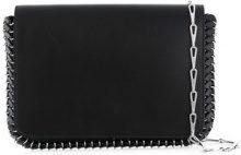 - Paco Rabanne - Borsa a spalla - women - Leather - Taglia Unica - Nero