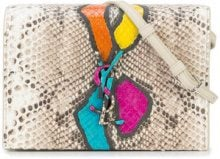 Saint Laurent - Kate Toy bag - women - Snake Skin/Leather - OS - Color carne & neutri