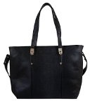 Tom & Eva 15A-732 Double Strap 2 in 1 borsa Nero