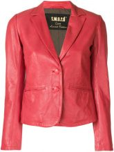 S.W.O.R.D 6.6.44 - Giacca - women - Leather/Cotone - 42, 44, 46, 48 - Rosso