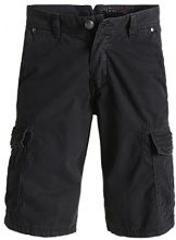 edc by Esprit Im Cargo Stil, Shorts da uomo, nero(schwarz (blackish grey 013)), taglia produttore: 29