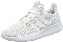 adidas Cloudfoam Ultimate, Sneaker Donna, Grigio (Grey One/Footwear White/Grey Two 0), 38 2/3 EU