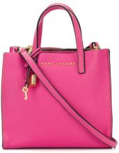 - Marc Jacobs - Borsa mini The Grind - women - pelle di vitello - Taglia Unica - di colore rosa