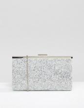 New Look - Pochette strutturata con glitter