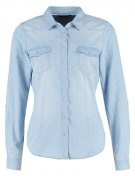 ONLY ONLALWAYSROCK  Camicia light blue denim