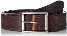 Joop! 7509 Casual Belt 4 cm, Cintura Uomo, Marrone (Braun 52), 90