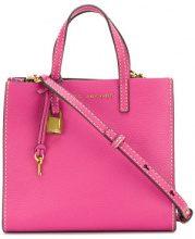Marc Jacobs - Borsa shopper mini The Grind - women - Calf Leather - One Size - Rosa & viola