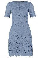 GENE - Vestito estivo - vintage blue
