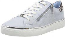 Tom Tailor 4892615, Sneaker Donna, Blau (Blue), 40 EU