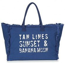 Borsa Shopping Banana Moon  TANSWASHLYPX4