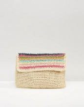 South Beach - Ocean - Pochette in paglia
