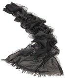 Prettystern - veli di seta e di cotone 190 cm / 65 cm casualmente lavati ottica Sport e tempo libero Stola