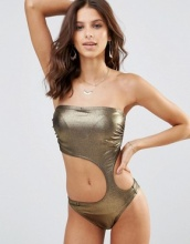 Freya - Gold Rush - Abito con cut-out