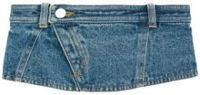 Aula - Cintura di denim - women - Cotone - OS - Blu