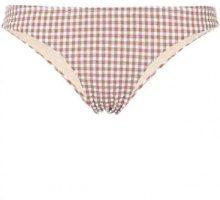 Peony - Bikini mutande - women - Polyester/Polyamide/Spandex/Elastane - 10, 12, 14 - BROWN