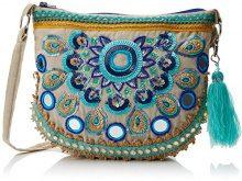 LOLA CASADEMUNT Donna borsa Blu Size: 1x24.00x29.00 cm (W x H x L)
