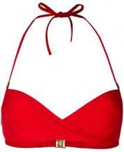La Perla - Aquamarine underwired bandeau bikini bra - women - Nylon/Polyester/Polyamide/Spandex/Elastane - 32C, 32D, 34B, 34D - RED
