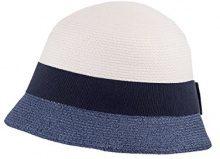 CaPO Windsor HAT, Cappello da Sole Donna, Beige (Marine 18), Small