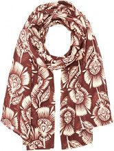 Scotch & Soda Maison Scarf in Summerish Cotton Quality, Foulard Donna, Mehrfarbig (Combo A 17), Taglia Unica