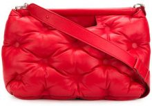 Maison Margiela - Glam Slam quilted bag - women - Leather/Polyester - One Size - Rosso