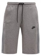 Pantaloni sportivi - carbon heather/dark grey/cool grey/black