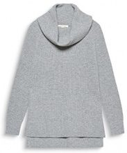 ESPRIT 117ee1i012, Felpa Donna, Grigio (Medium Grey 5 039), X-Small