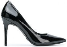 - Michael Michael Kors - pointed toe Flex pumps - women - Rubber/Patent Leather - 10, 6,5, 11, 5, 7, 7,5, 9, 8, 6, 8,5 - Nero